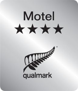 Qualmark 4 Star Motel Logo