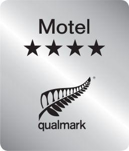 Qualmark 4 Star Motel Logo