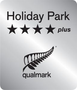 Qualmark 4 Star Plus Holiday Park Logo (2)
