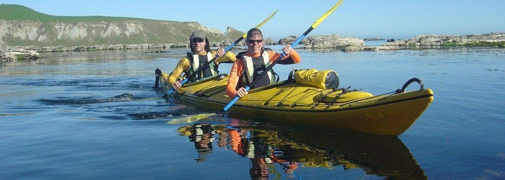 Kayaking wonderland